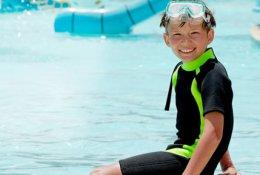 12 посещений бассейнов Акватика или Аврора со скидкой 50%. Заплати 725 рублей вместо 1450