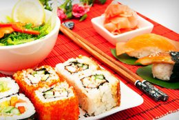 """����� ������ ������ �� ������� 50% �� ������ �������� """"Beer&Sushi"""""""