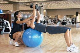 """Абонемент на 8 занятий со скидкой 60% в студии персональных тренировок """"Just Fit""""!"""