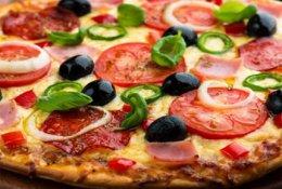 """Вкусная и ароматная пицца со скидкой 50%, суши и роллы со скидкой 25% с доставкой от """"Party-Pizza"""""""