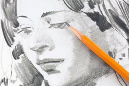 Художественный портрет карандашом со скидкой 50%. Заплати 300 рублей вместо 600!