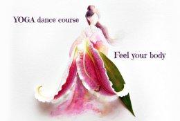 """Абонемент в студии """"Yoga Dance course"""" на Красноармейской со скидкой 50%. Заплати 500 рублей вместо 1000"""