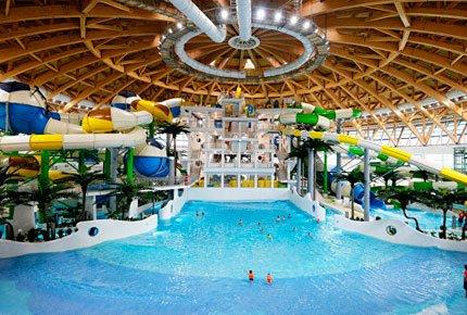 28 октября поездка в Новосибирский зоопарк, аквапарк, океанариум и в «Мегу»