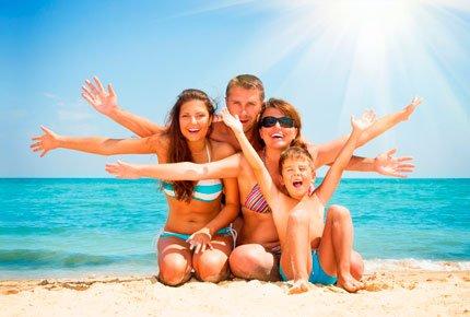 7-10 июля летний пикник на Семейкином острове со скидкой 50%
