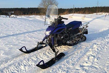 Прокат снегоходов со скидкой 50% от Prokat-70