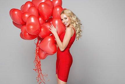 Подарочные композиции и воздушные шары со скидкой 50% к 14 февраля от «АэроДек»!
