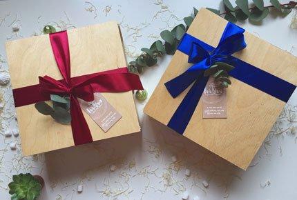 Оригинальные подарочные наборы  со скидкой 50%