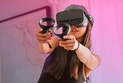 Прокат VR шлема Oculus Rift S и мощного компьютера с выездом на дом со скидкой 50%