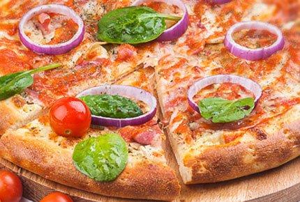 Американская и итальянская пиццы со скидкой 50% с доставкой от Party-Pizza