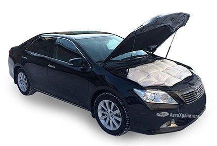 Сертифицированный утеплитель под капот для вашего автомобиля со скидкой 50%. Заплати 600 рублей вместо 1200