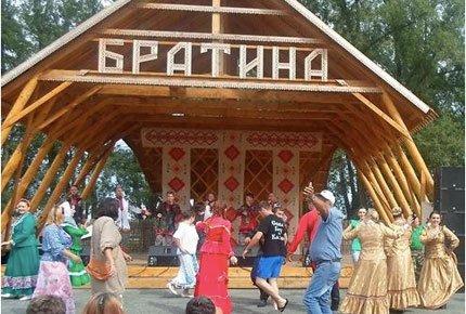 28 июля поездка на межрегиональный праздник казачьей культуры «Братина»