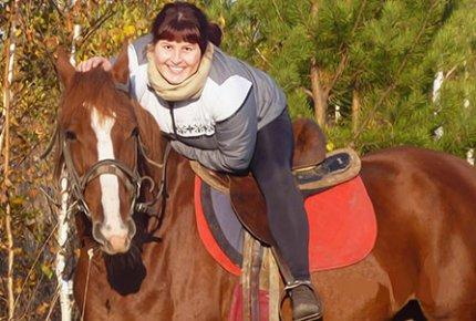 Прогулки на лошадях со скидкой 50%