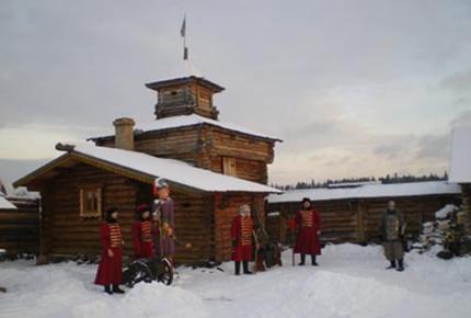 3 января загородная экскурсия «В гостях у томского Деда мороза» со скидкой 50%