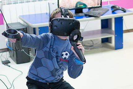 Скидка 50% в клубе виртуальной реальности Inside VR