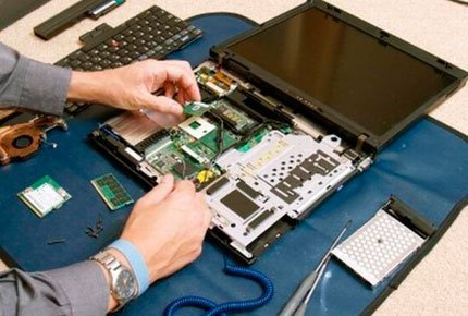 Чистка ноутбуков и ремонт электроники в сервисном центре My Connect со скидкой 50%