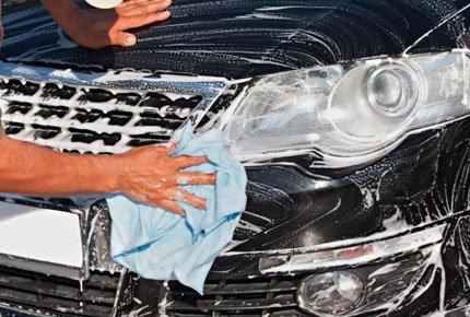 Комплексная мойка авто за 175 рублей по купону в автомойке «Копеечка»