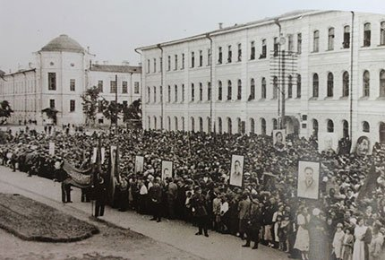 5 мая экскурсия по Томску «Путь к Победе» со скидкой 50%