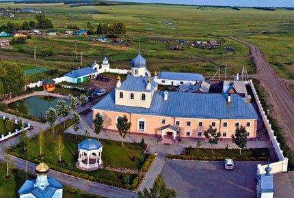 3 августа экскурсия в Михаило-Архангельский мужской монастырь