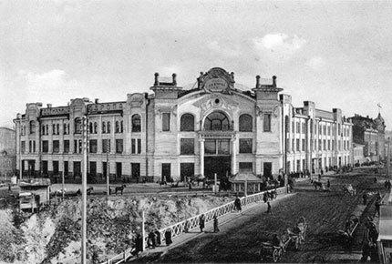 25 октября трёхчасовая автобусная экскурсия по Томску «Тайны старого города» со скидкой 50%