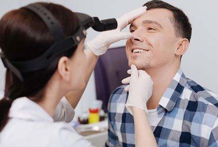 Оптико-эндоскопический осмотр ЛОР органов для детей и взрослых со скидкой 50% в центре Dr. Dolgun