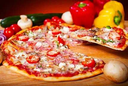 Пицца со скидкой 50% и роллы со скидкой 25% с круглосуточной доставкой от «Итальяно Пицца»