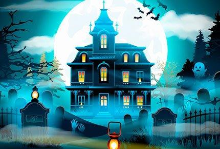 Детский квест «Тайна дома с привидениями» со скидкой 50%