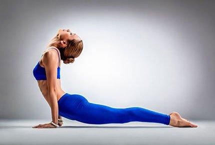 Пробное занятие в студии йоги «Индиго» со скидкой 80%