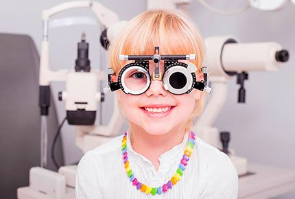 Детский диагностический приём у врача-офтальмолога со скидкой 50% в центре микрохирургии глаза «ТОМОКО»