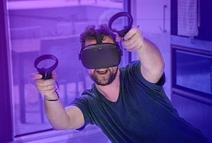 Прокат VR шлема Oculus и мощного компьютера с выездом на дом со скидкой 50%