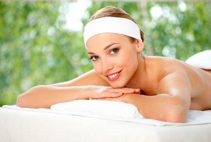 Три вида массажа и программа «Релакс-Спа» со скидкой 50% в SPA-салоне «Рецепты Здоровья»