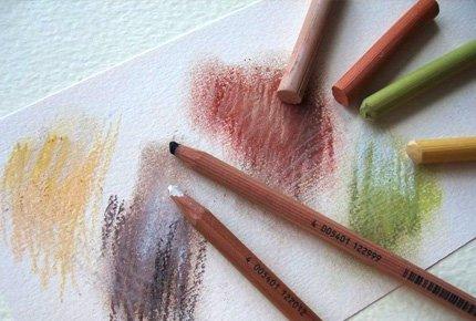 Оригинальный подарок: дружеский шарж цветной пастелью со скидкой 55%