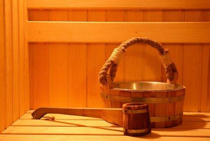 Скидка 50% на три часа посещение сауны «1001 ночь»