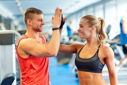 Абонемент на 4 и 8 занятий «Фитнес Микс» в фитнес клубе «Настроение фитнес» со скидкой 50%