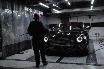 Новый филиал автомойки «Кристалл» на Каштаке: мойка авто со скидкой 50%