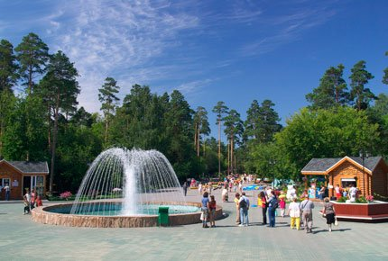 22 июля поездка в Новосибирский Зоопарк от Центра экскурсий и туризма
