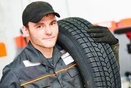 Сезонный шиномонтаж колес на Мира 48 со скидкой до 50%
