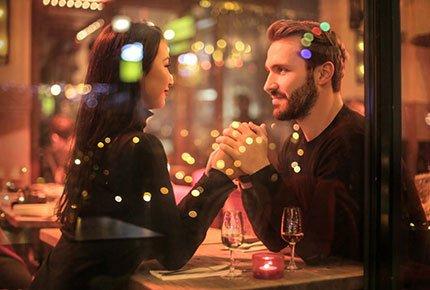 Вечера знакомств в формате «Быстрых Свиданий» со скидкой 50%