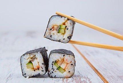 Наборы суши со скидкой 50% от Lovesushi