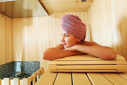Отдых для души и тела! Три часа в любой день со скидкой до 50% в сауне Союз.