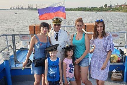 24 августа «Завершение сезона Круизов по Томи» со скидкой 50%