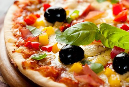 Большая Мамина пицца со скидкой 50%