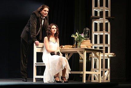 8, 9 и 10 марта спектакли в «Театре драмы» со скидкой 60%