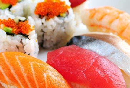 """Японская кухня в новом суши-баре """"Аниме"""" со скидкой 50%"""