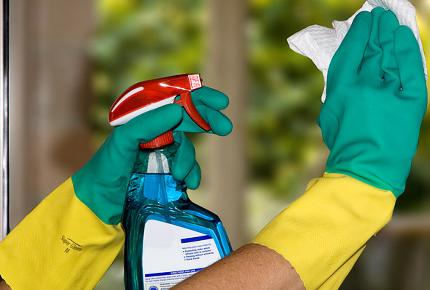 Профессиональная уборка и мытьё окон со скидкой 50% от Art-clining