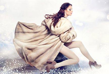 Биочистка дубленок, пальто, пуховиков, шуб и кожаной одежды со скидкой 50% в Кайфорте