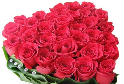 Фото букеты роз цветы