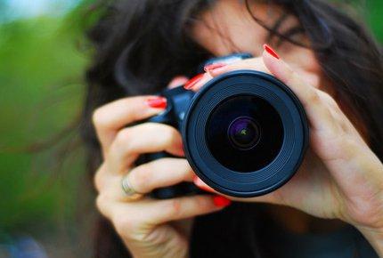 Фотошкола приглашает на весенние курсы!