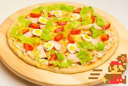 Акции при заказе пиццы