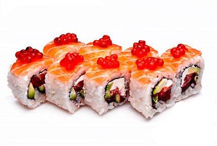 Наборы и роллы от ресторана доставки «Кулинар» со скидкой 50%