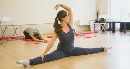 Абонемент на четыре занятия в студии оздоровительной растяжки Mi_stretching